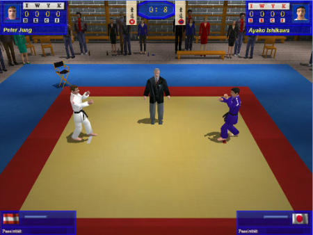 3D Judo Fighting 1.11 Screenshot
