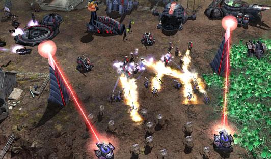 Command & Conquer 3: Tiberium Wars 1.0 Screenshot