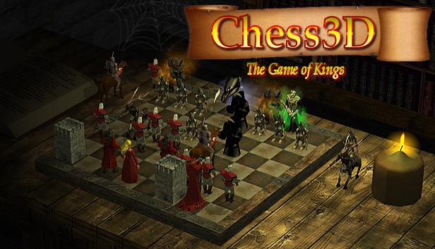Schach3D Screenshot