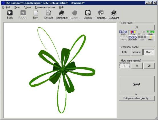 Company Logo Designer 2.00 Screenshot