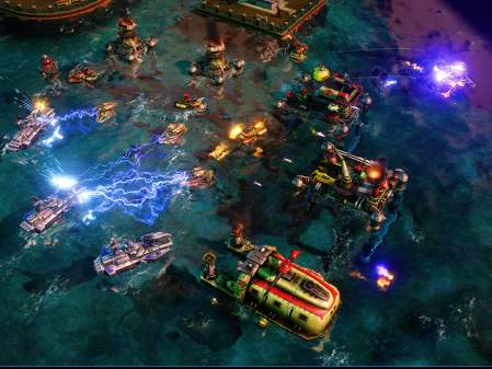 Command & Conquer: Alarmstufe Rot 3 1.0 Screenshot