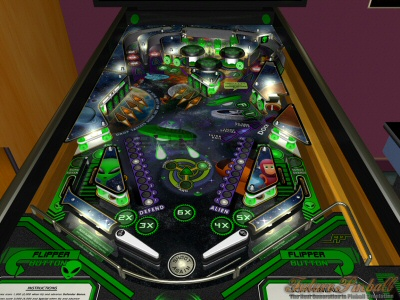 Future Pinball 1.6b.20061029 Screenshot