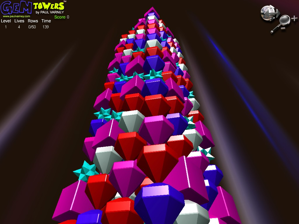 Gem Towers 1.0 Screenshot