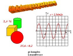 Lineare Gleichungssysteme 3.2 Screenshot