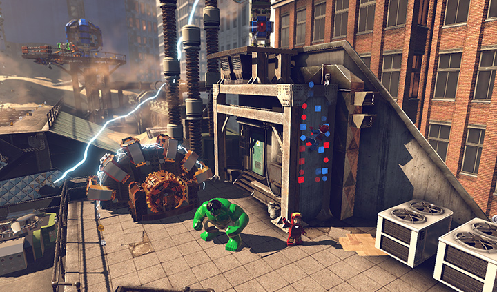 Lego Marvel Super Heroes Demo 1.0 Screenshot