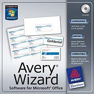 Avery Zweckform Assistent für Microsoft Word 4.0.2 Screenshot