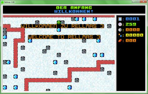 Rellmas 3.00 Screenshot