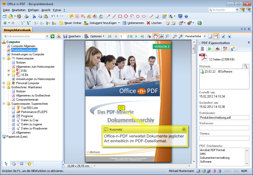 Office-n-PDF Private-Edition 2.0.14 Screenshot