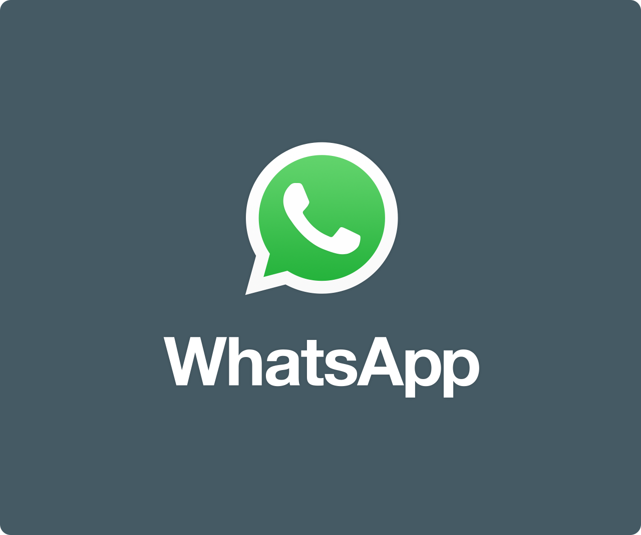 WhatsApp 1.0 Screenshot