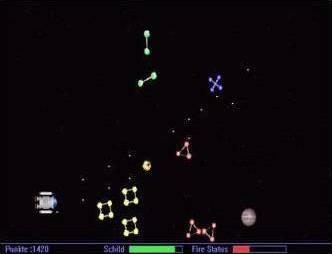 A1 - Das Weltraumballerspiel 1.7 Screenshot