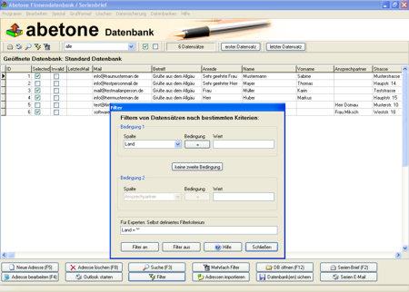 Abetone 8.0.1 Screenshot
