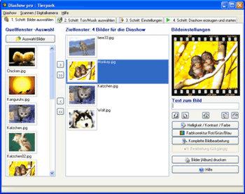 ACX Diashow pro 9.8.11 Screenshot