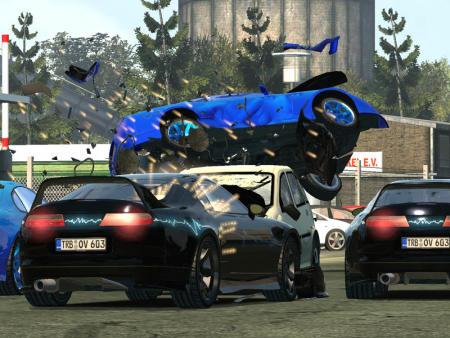 Alarm für Cobra 11: Burning Wheels Screenshot