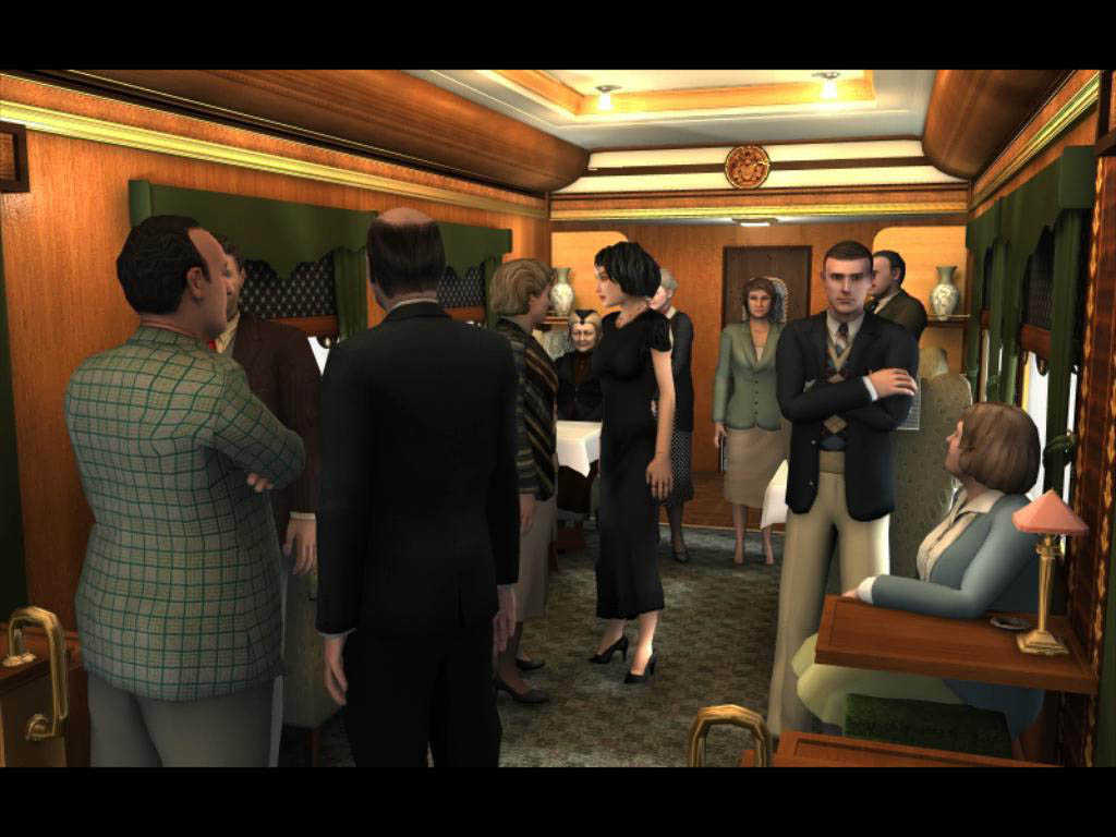 Agatha Christie: Mord im Orient Express 1.0 Screenshot