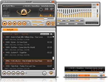 AIMP2 2.61.583 Screenshot