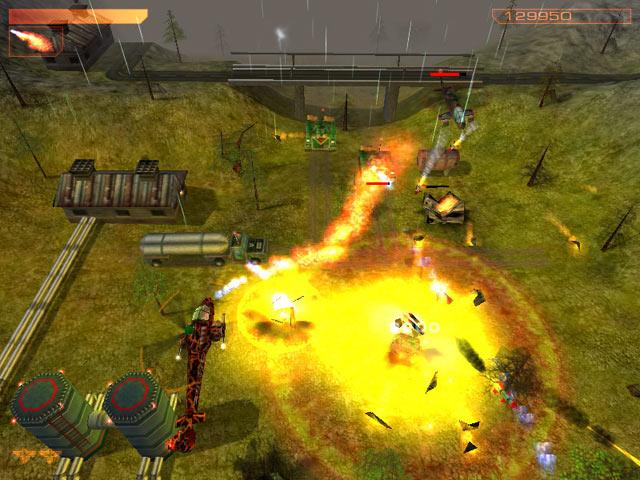 Air Assault 3D 1.0 Screenshot