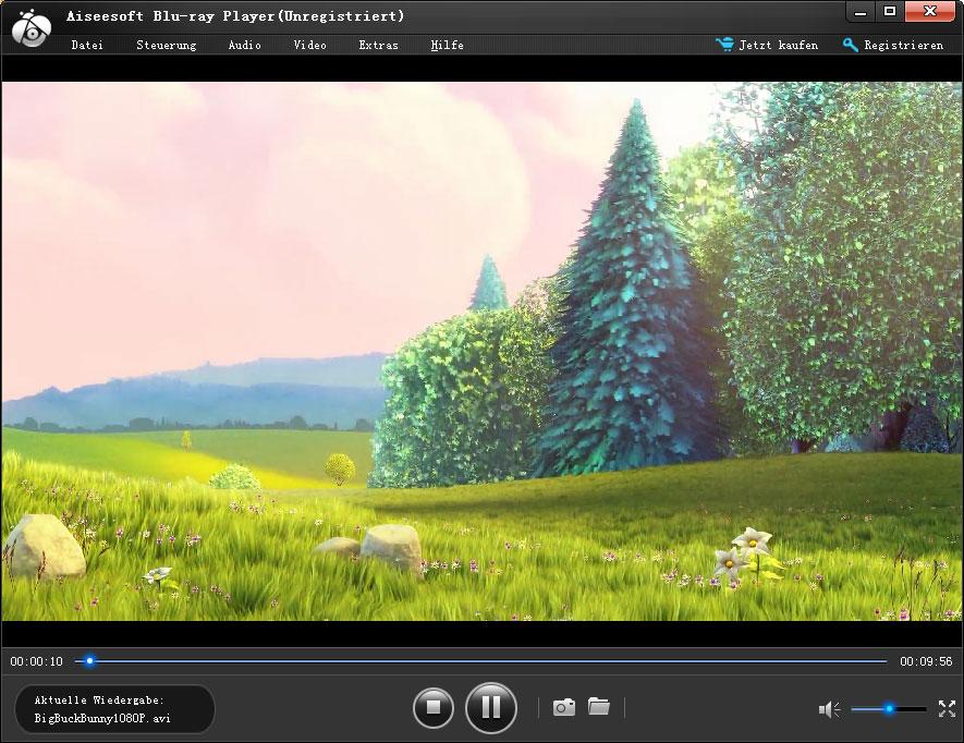 Aiseesoft Blu-ray Player Screenshot