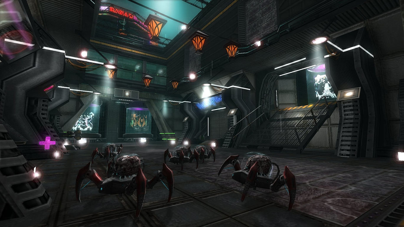 Alien Arena: Combat Edition 7.66 Screenshot