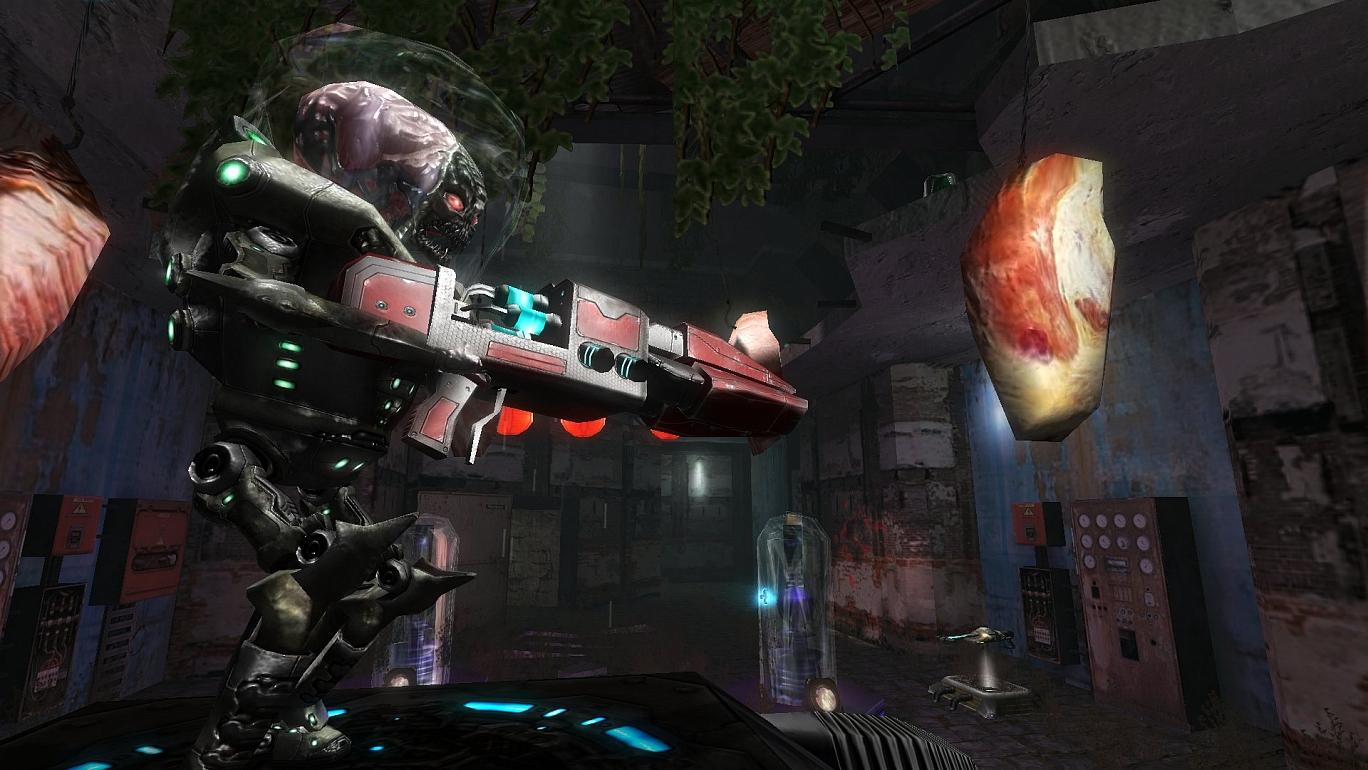 Alien Arena: Tactical  Screenshot