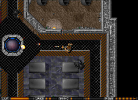 Alien Breed Obliteration 01/01/07 Screenshot