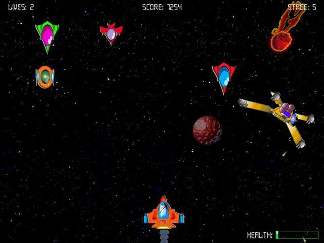 Alien Riposte 2.1 Screenshot