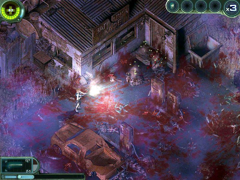 Alien Shooter 2  Screenshot