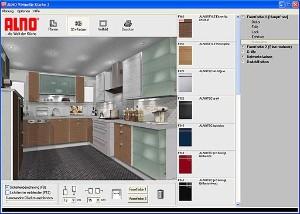 ALNO Küchenplaner Screenshot