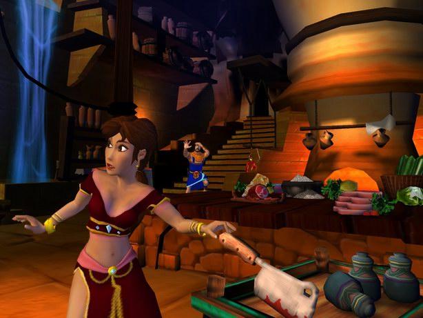 Ankh 2 - Herz des Osiris 1.0 Screenshot