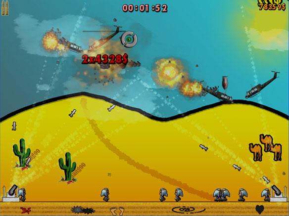 Antiwar 1.5a Screenshot