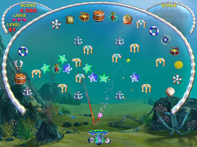 AquaBall Screenshot