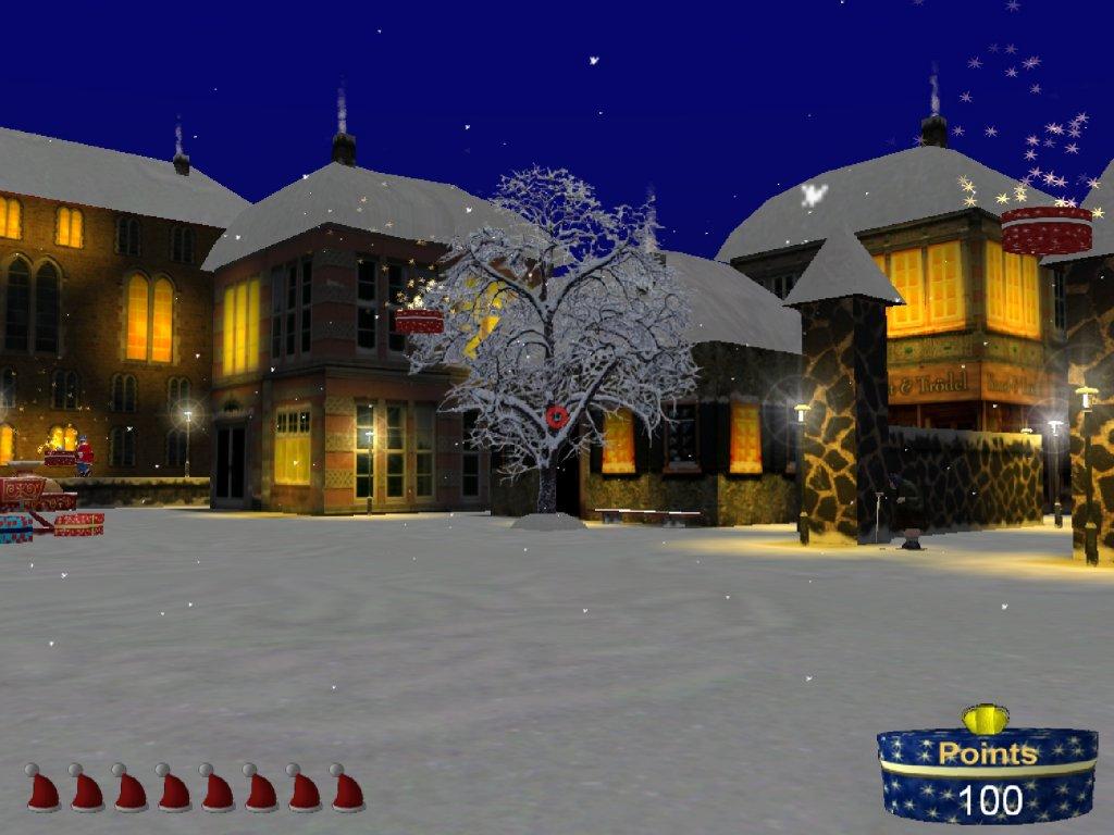 Auf zur großen Schneeballschlacht 1.0 Screenshot