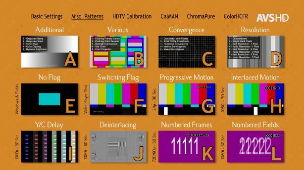 AVS HD 709 1.0 Screenshot