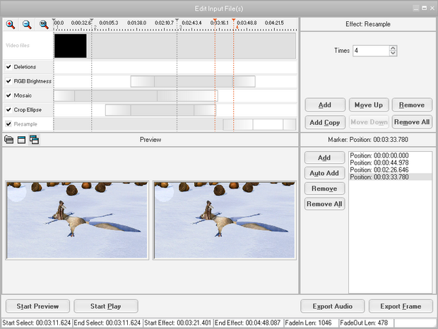 AVS Video Tools 5.6 Screenshot