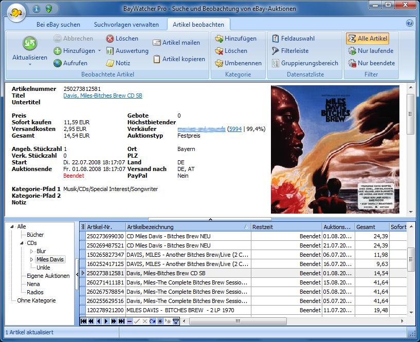 BayWatcher Screenshot