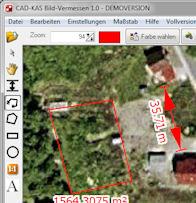 Bild-Vermessen 1.0 Screenshot