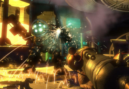 BioShock 1.0 Screenshot