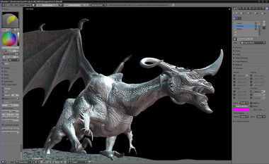 Blender 2.6.2 Screenshot
