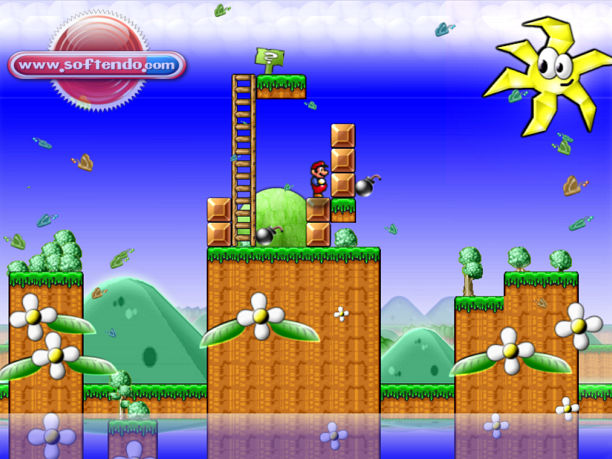 Mario Forever: Block Party 1.0 Screenshot