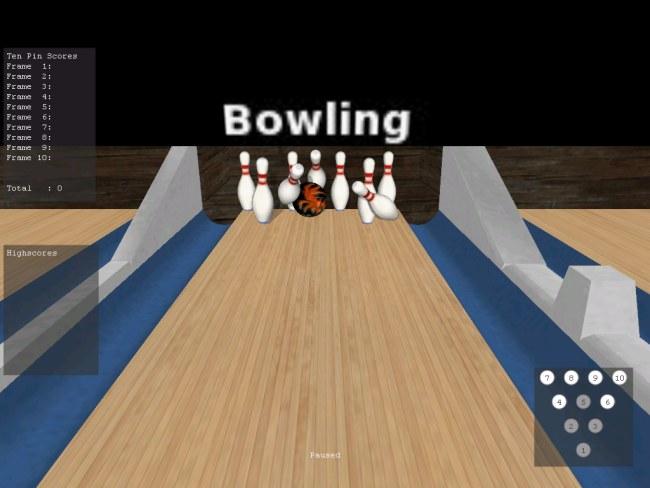 Bowling Evolution 1.10 Screenshot