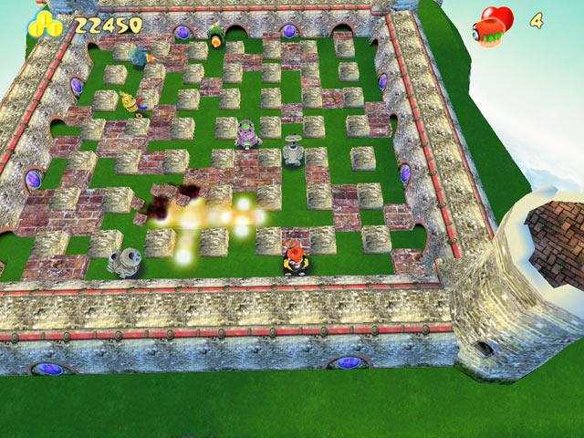 Bombermania Screenshot