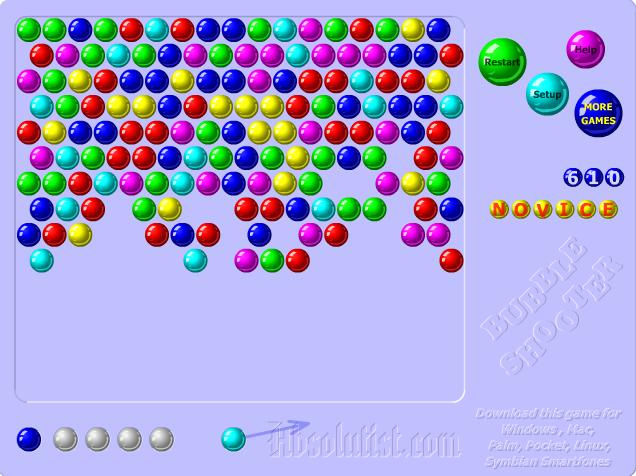 Bubble Shooter 1.0 Screenshot