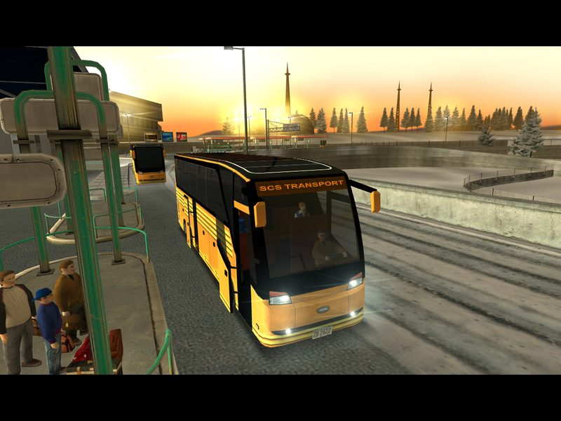 Bus Driver 1.5 Screenshot