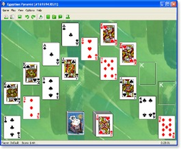 BVS Solitaire Sammlung Screenshot