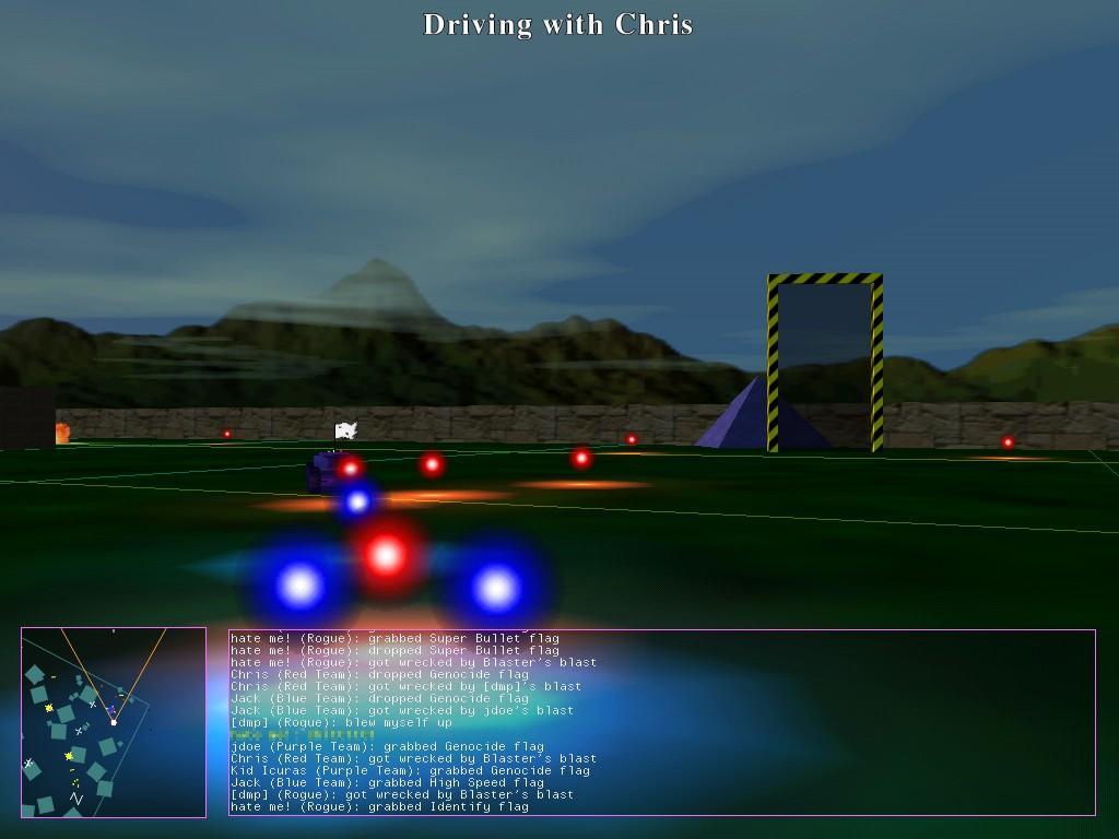 BZFlag 2.4.0 Screenshot