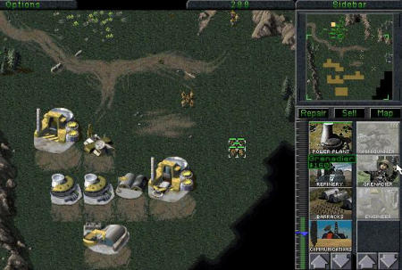 Command & Conquer Gold - Der Tiberiumkonflikt 1.0 Screenshot