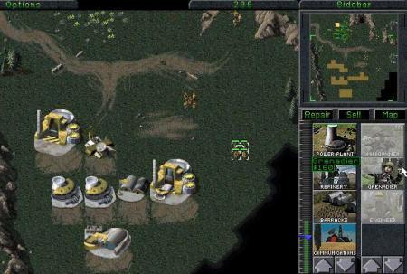 Command & Conquer Gold - Der Tiberiumkonflikt Screenshot
