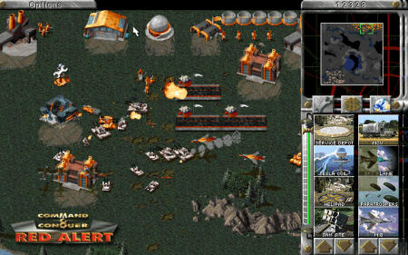Command & Conquer: Alarmstufe Rot 1.0 Screenshot