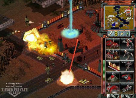 Command & Conquer 2: Tiberian Sun Screenshot