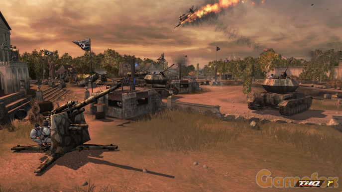 Company of Heroes Online - Client 1.0 Screenshot