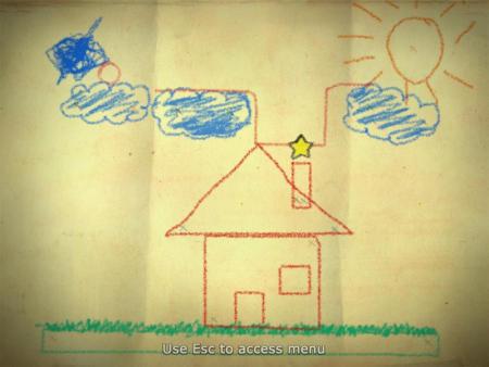 Crayon Physics Deluxe 1.0 Screenshot